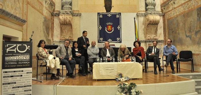 Certamen de Escritores Españoles y Portugueses.