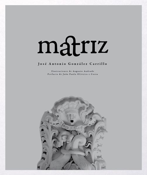 Matriz libro Antonio González Carrillo