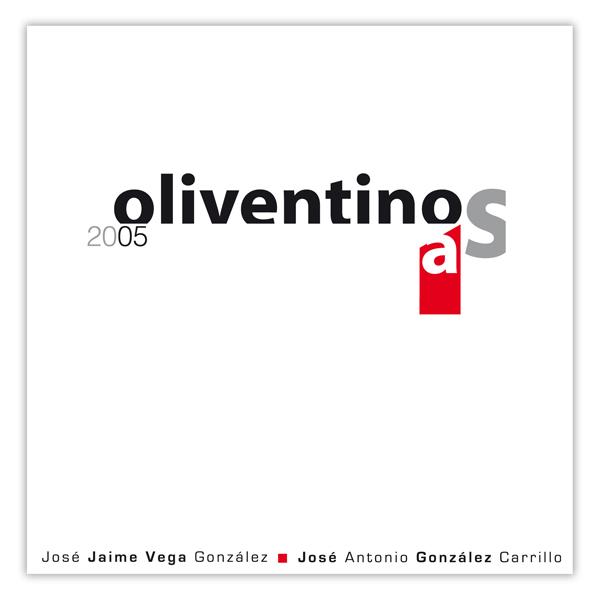 libro oliventinos libro Antonio González Carrillo